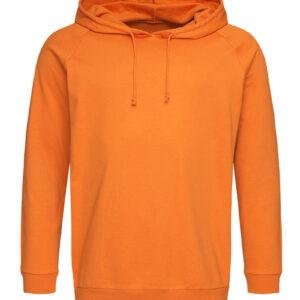 ST4200 - ORA UNISEX HOODED SWEATSHIRT, Orange