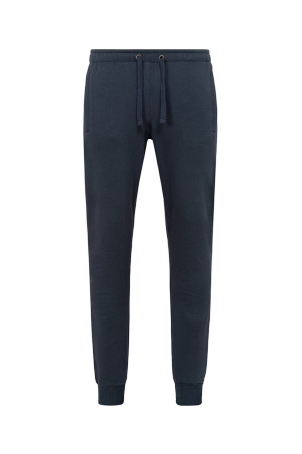 ST5650-BLM RECYCLED UNISEX SWEATPANTS, Blue Midnight
