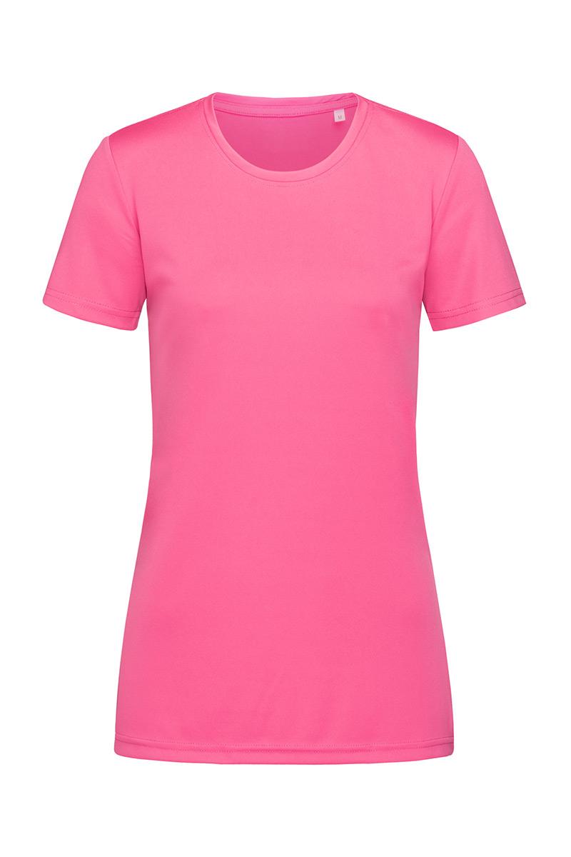 ST8100-SPK SPORTS-T жіноча, Sweet Pink