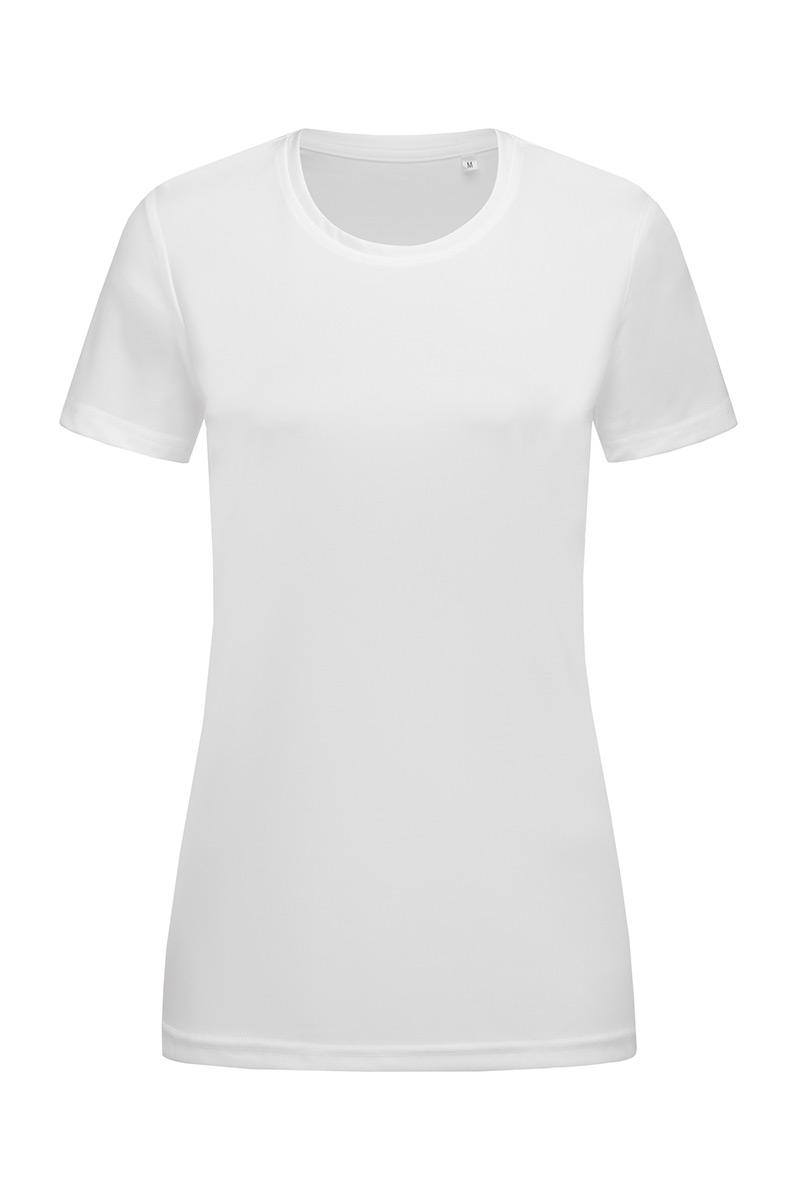 ST8100-WHI SPORTS-T жіноча, White