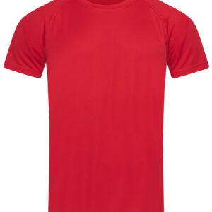 ST8410-CSR ACTIVE 140 RAGLAN чоловіча, Crimson Red
