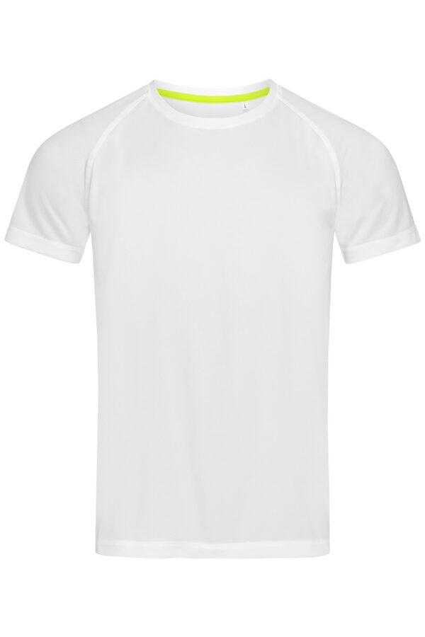 ST8410-WHI ACTIVE 140 RAGLAN чоловіча, White