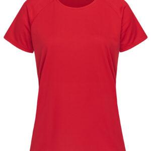 ST8500-CSR ACTIVE 140 RAGLAN жіноча, Crimson Red