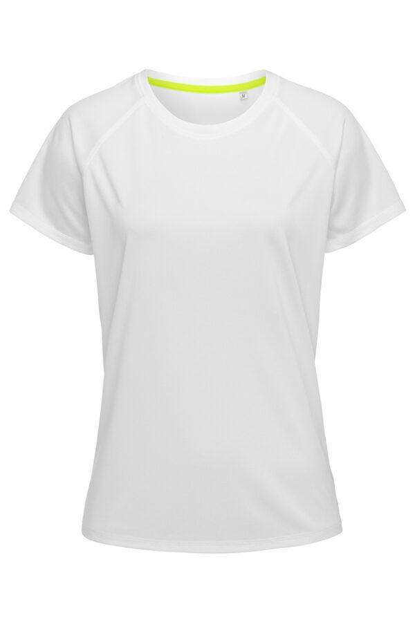 ST8500-WHI ACTIVE 140 RAGLAN жіноча, White