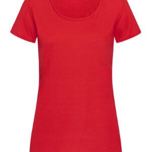 ST8700-CSR COTTON TOUCH жіноча, Crimson Red