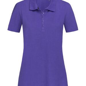 ST9150-DLC HANNA POLO жіноча, Deep Lilac