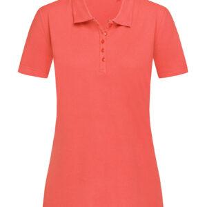 ST9150-SAP HANNA POLO жіноча, Salmon Pink